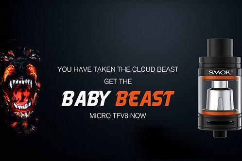 Клиромайзер - TFV8 BABY BEAST by SMOK