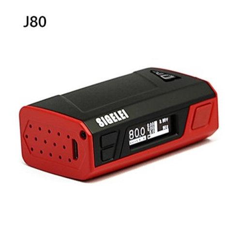 Sigelei J80 80W TC Box Mod - Черно-красный
