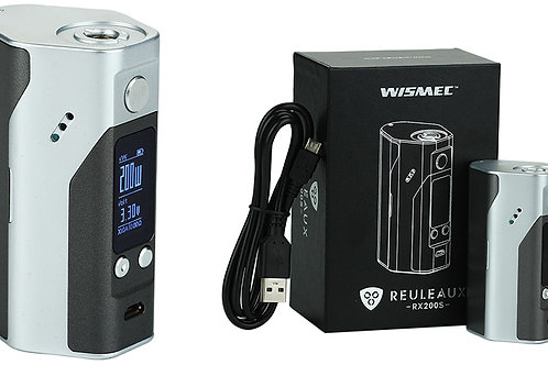 Wismec Reuleaux RX 200 S - Батарейный блок 200W