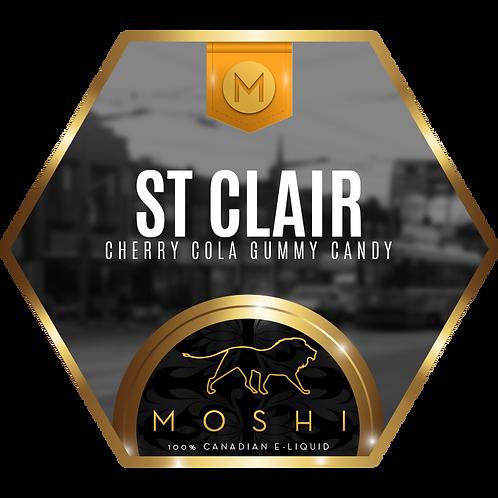 Премиум жидкость MOSHI - St Clair