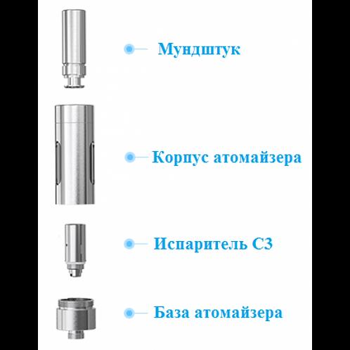 Испаритель C3 Dual Delta 16 - 1,4 Om