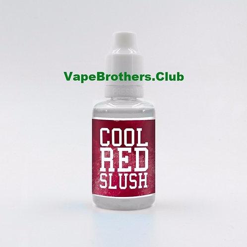 Арома-концентрат Cool Red Slush - Малина с Клубникой и Ментолом