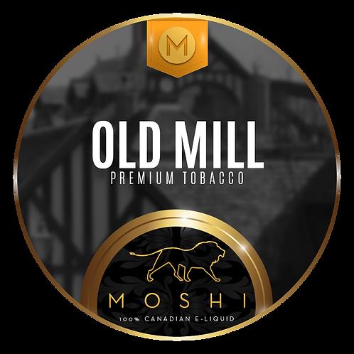 Премиум жидкость MOSHI - Old Mill