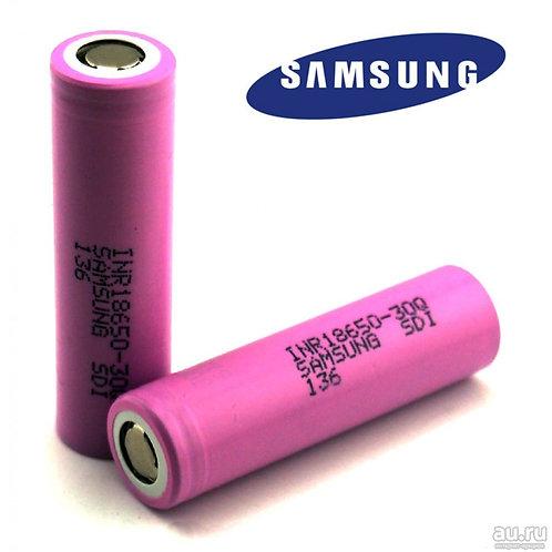 Аккумулятор Samsung 30Q 18650 Емкость 3000 mAh