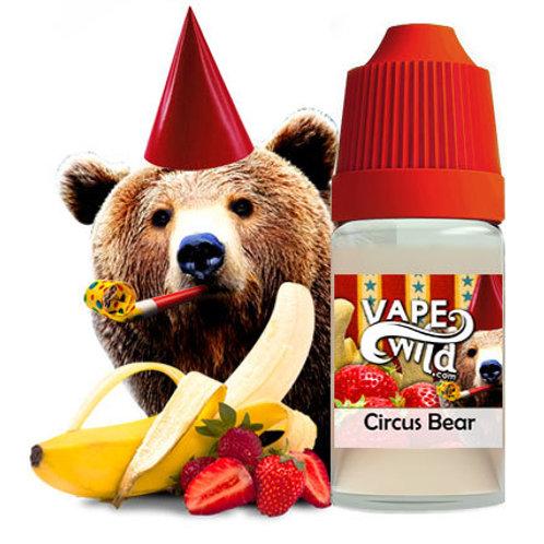 Жидкость Vape Wild - Circus Bear 30 мл