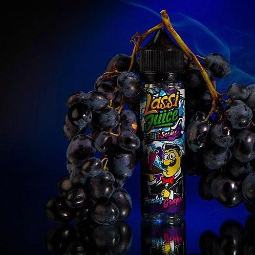 Жидкость LASSI JUICE Funky Grape - 60мл 3 мг. ОРИГИНАЛ. Малайзия.