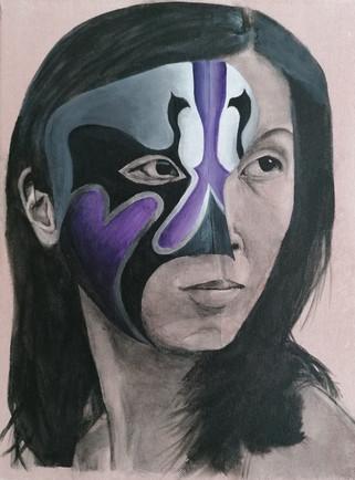 Masquerade 'Purple'