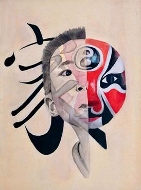 Opera Mask 'Family'