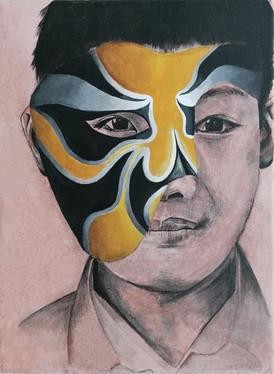 Masquerade 'Yellow'
