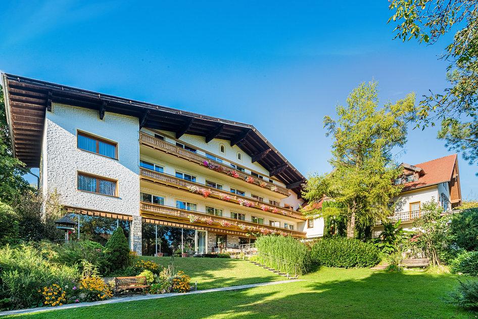 Hotel Seewirt Aussenansicht