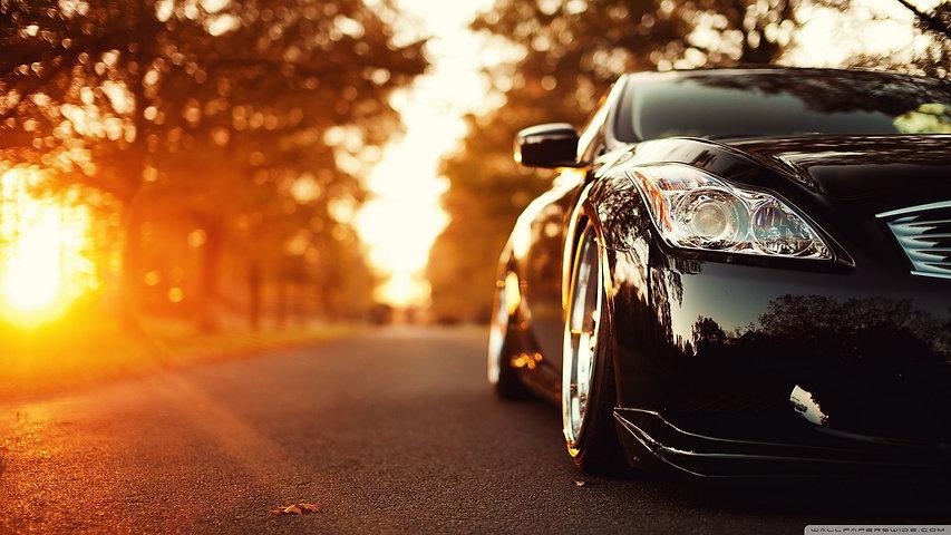 55385-car-sunset-Lexus.jpg