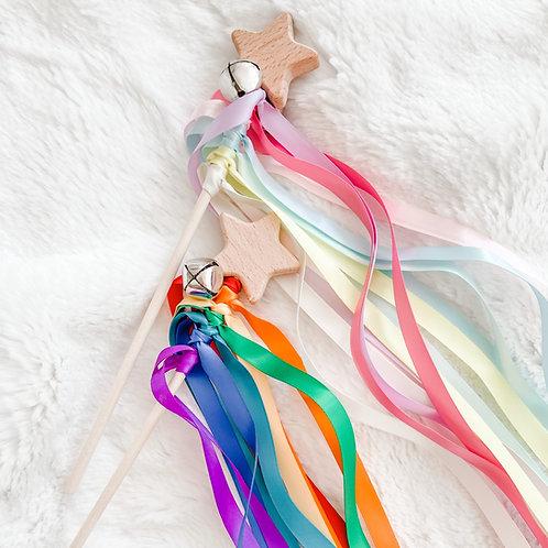 The Ribbon Wand