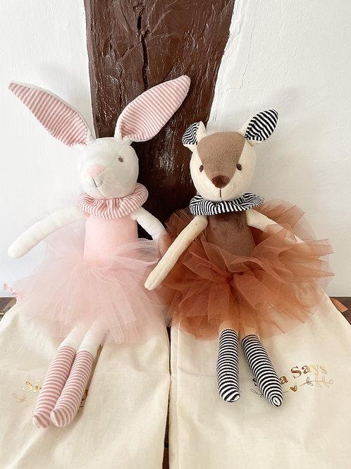 Isabella & Dotty