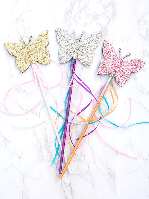 The Butterfly Wand