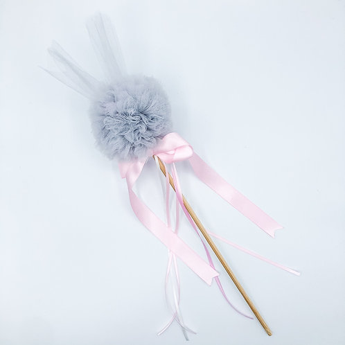 Tulle Bunny Wand