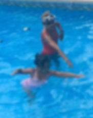 Swimming Lessons for adult and children