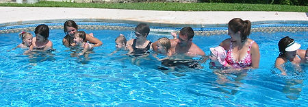 Swimming Lessons for babies and kid and adults. Swim Lesson in Birmingham, AL