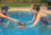Swimming Lessons. Swim lessons.