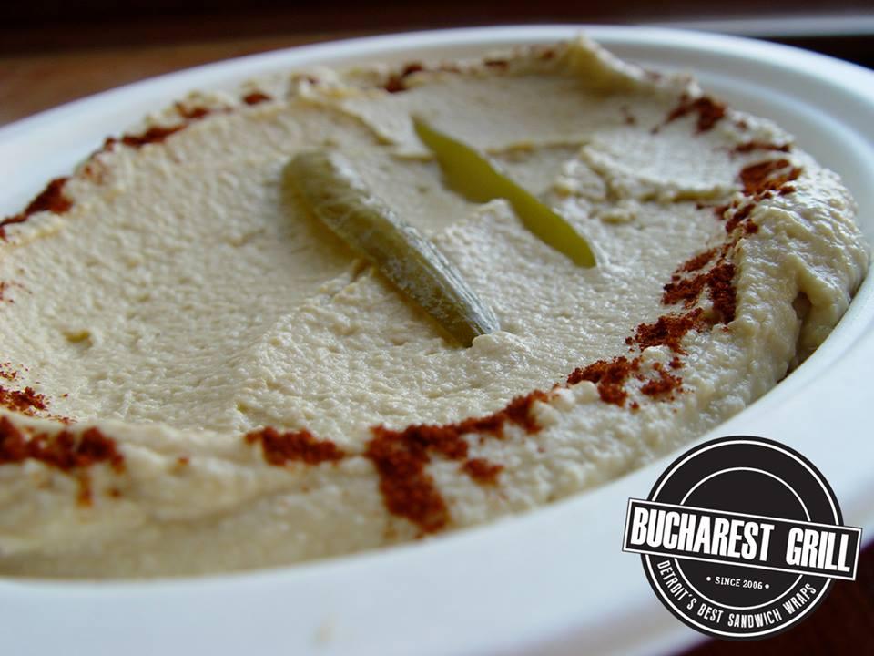 Bucharest Grill | Hummus
