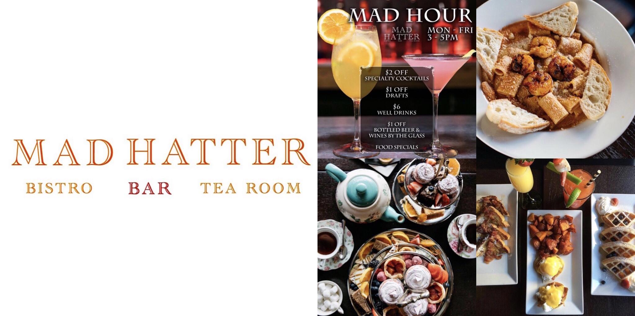 Mad Hatter Bistro | Birmingham