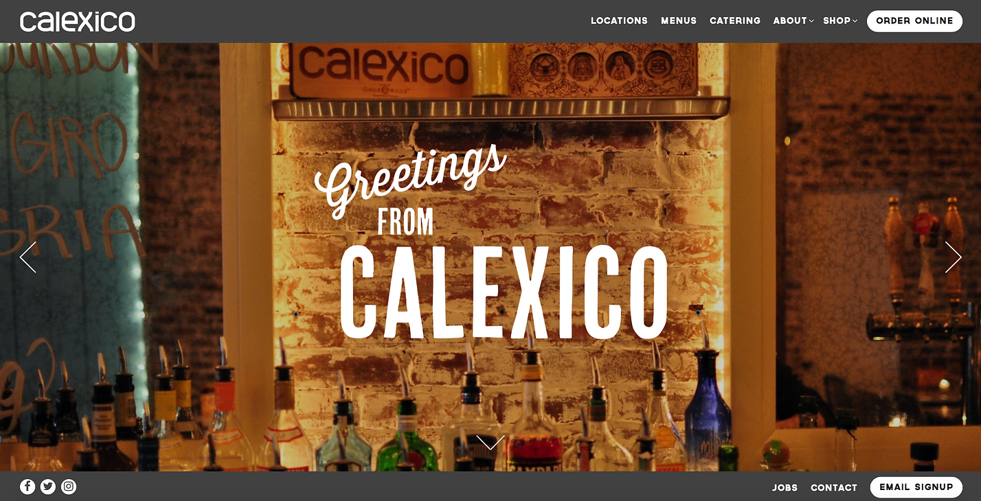 Calexico Detroit | Best of Detroit Restaurant Deals