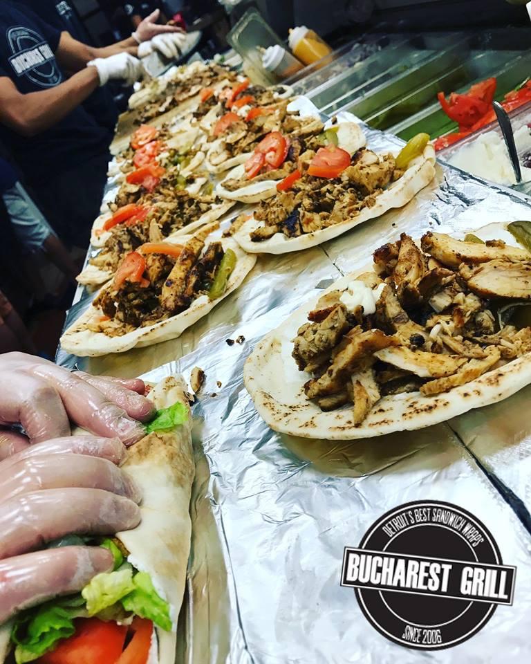 Bucharest Grill | Detroit Sandwiches