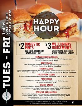Grand Tavern Rochester Hills | Best Happy Hour Detroit