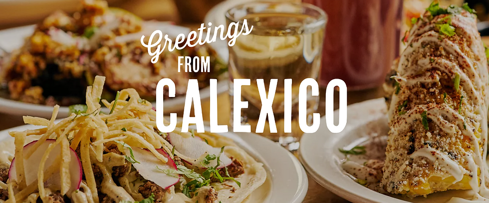 Calexico Detroit | Detroit's Best Mexican Food