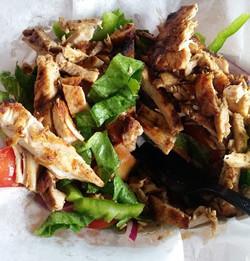 Bucharest Grill   Salad