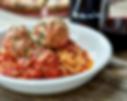 Best pasta and meatballs Detroit