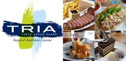 TRIA: An American Brasserie