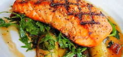 Dimitri's Opa Restaurant | Salmon