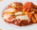 Best chicken parmesan Detroit