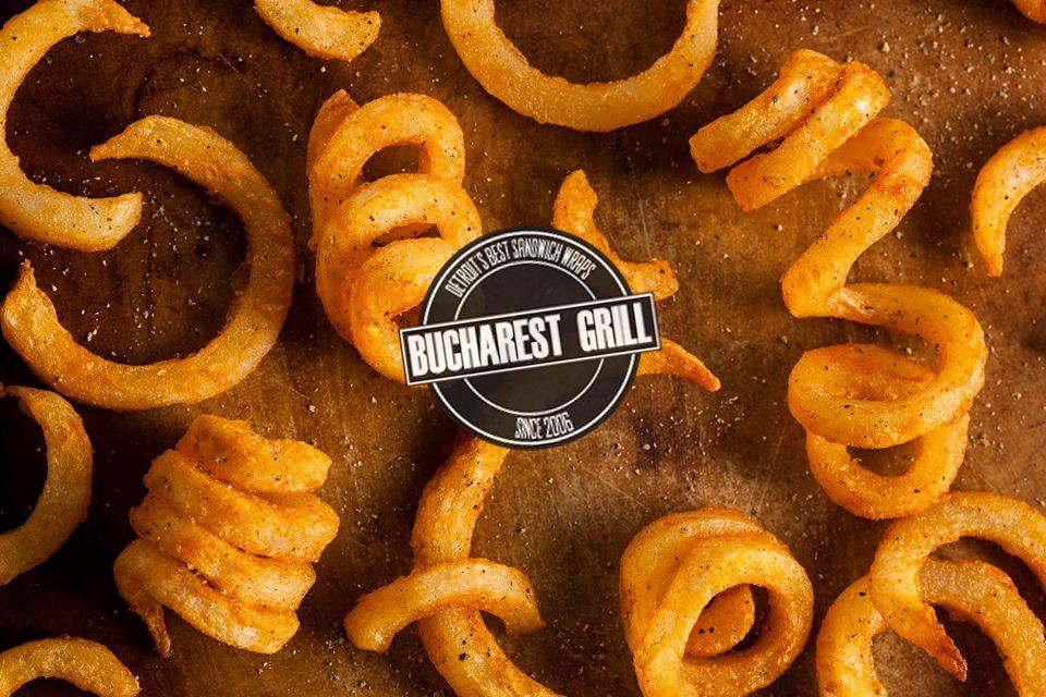 Bucharest Grill | Fries