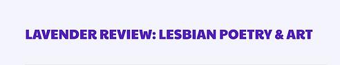 Lesbian, Lynn McGee