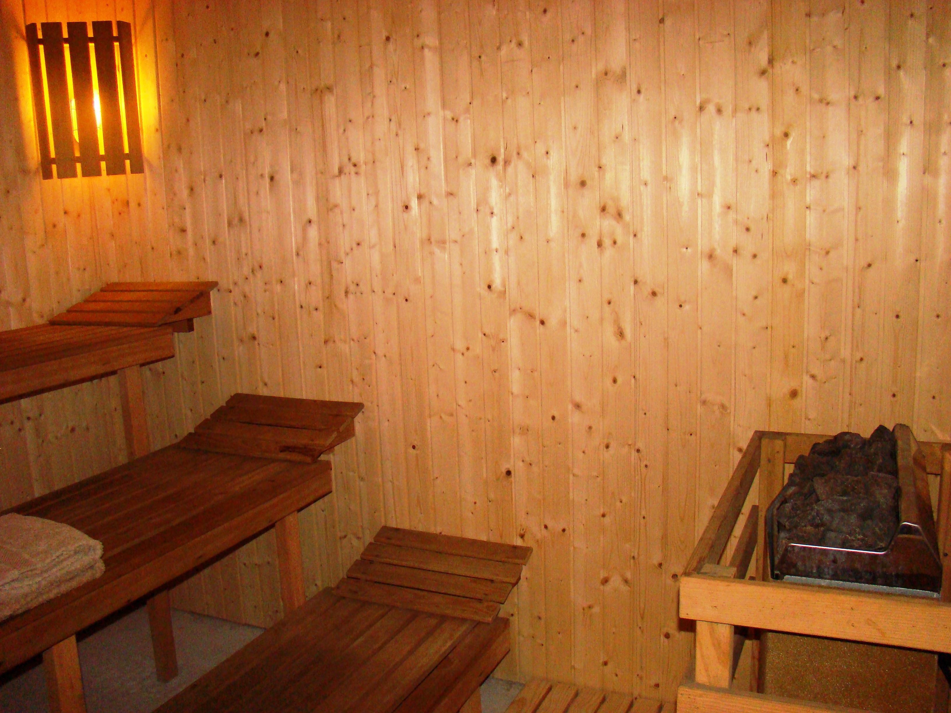40. Sauna