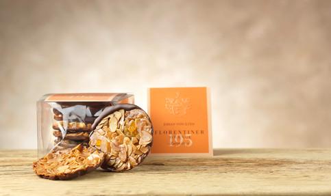 Florentiner Orange Zartbitter