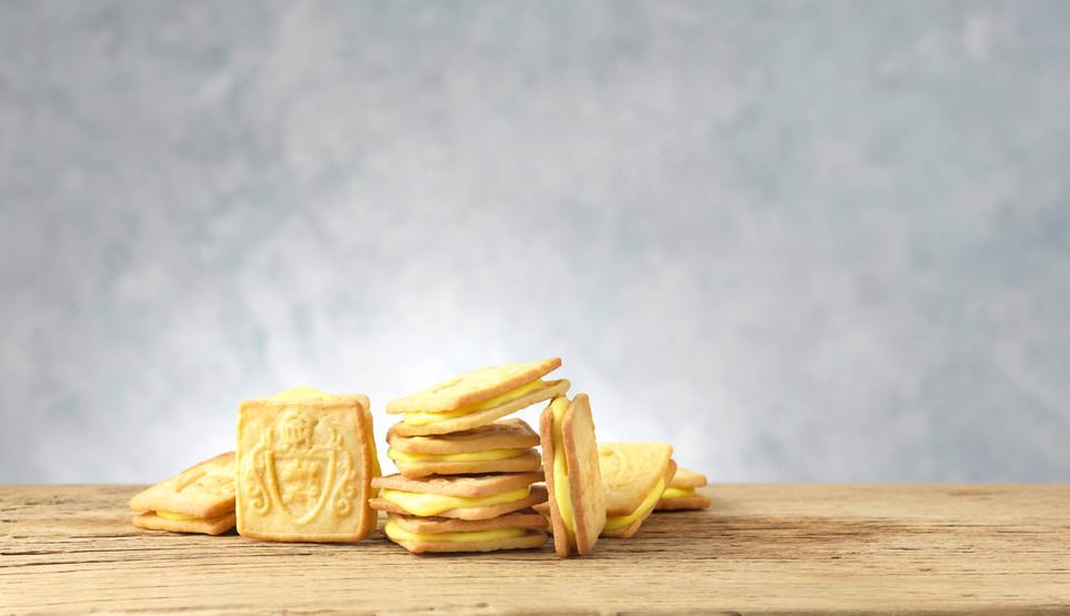 ButterGebäck Crème au Citron