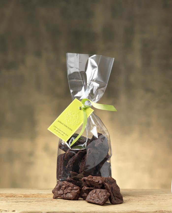 FrenchCookies Double Chocolate