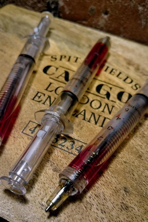 Hypodermic Needle Pen