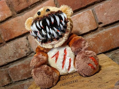 Killer Reindeer suit Terror Ted