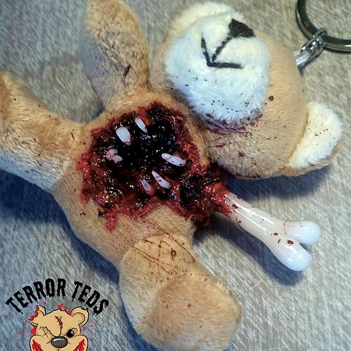 Terror Teds Keyring