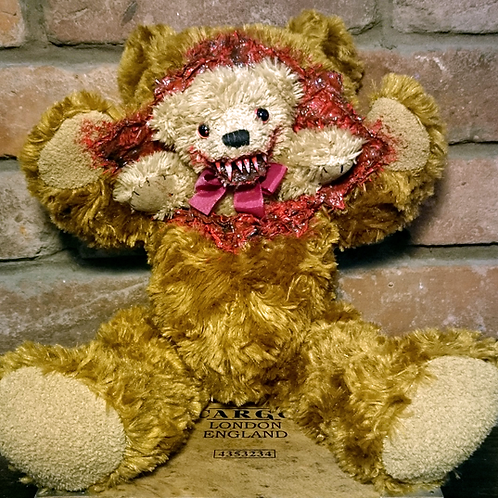 Face Off Terror Ted