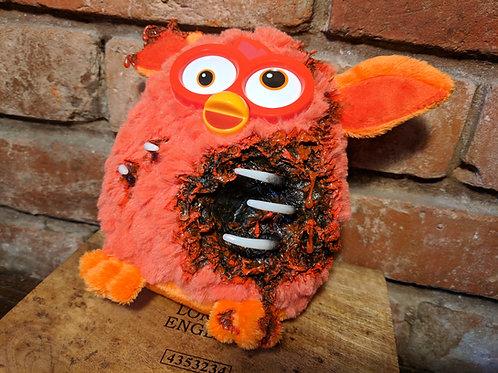 Freaky Furby Terror Ted