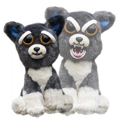 Sammy Suckerpunch (Grey Dog)