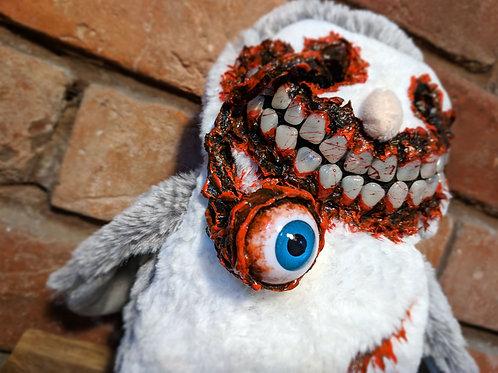 Eye popping Penguin Terror Ted