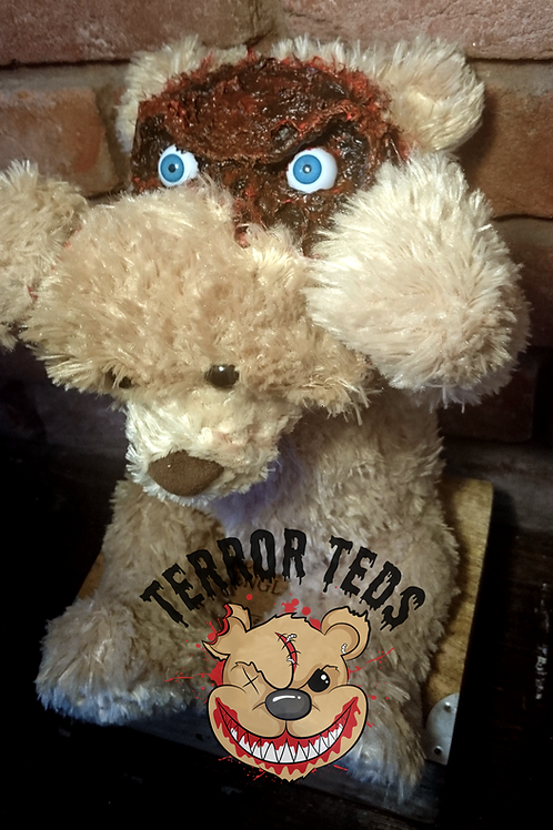 Peek-A-Boo Ted (animatronic)