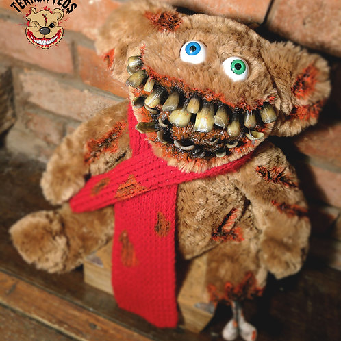 Savage Smile Terror Ted