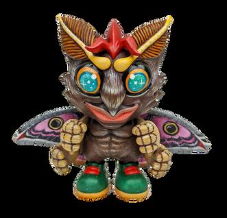 Manly Moth