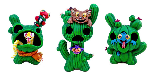 Cactus Critters! - Collection 1